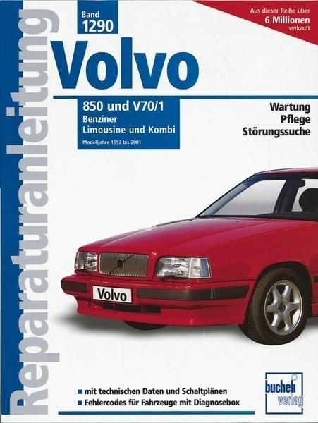 Reparaturanleitung Volvo 850 V70 1 Deutsch Motorbuch Verlag