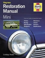 Mini Restoration Manual (2nd Edition) (VERSANDKOSTENFREI)
