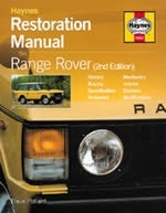Range Rover Restoration Manual (2nd Edition) (VERSANDKOSTENFREI)