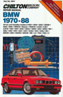 Reparaturanleitung BMW Coupes and Sedans (70 - 88) (VERSANDKOSTENFREI)