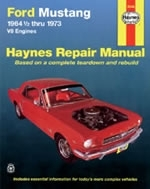 Reparaturanleitung Ford Mustang Mach I , GT, Shelby and Boss V8 (July 64 - 73) ( Versandkostenfrei)