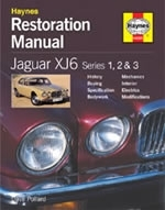 Jaguar XJ6 Restoration Manual (2nd Edition) (VERSANDKOSTENFREI)