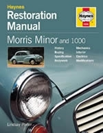 Reparaturanleitung Morris Minor and 1000 Restoration Manual (VERSANDKOSTENFREI)