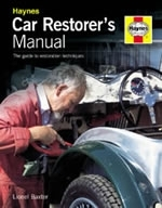 Car Restorer's Manual  The guide to restoration techniques (VERSANDKOSTENFREI)