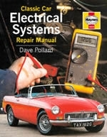 Classic Car Electrical Systems Repair Manual  (VERSANDKOSTENFREI)