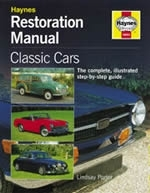 Classic Cars Restoration Manual (VERSANDKOSTENFREI)