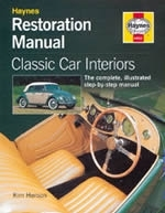 Classic Car Interiors Restoration Manual (VERSANDKOSTENFREI)