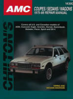 AMC Coupes/Sedans/Wagons (75 - 88) (VERSANDKOSTENFREI)